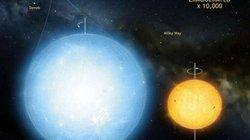 Phát hiện ngôi sao hình cầu cách Trái Đất 5.000 năm ánh sáng