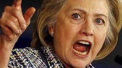 Báo Mỹ: Bà Clinton nổi khùng, đập phá trong đêm bầu cử