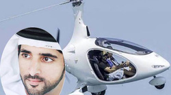Choáng với thú vui chơi xa xỉ của Thái tử đẹp trai nhất Dubai