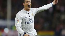 """Clip Ronaldo lập hat-trick giúp Real """"nhấn chìm"""" Atletico"""