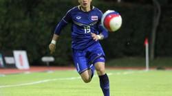 ĐT Thái Lan mất hậu vệ gốc Việt trước trận gặp Singapore