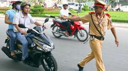 Lãnh đạo CSGT Hà Nội giải thích về việc phạt xe không chính chủ