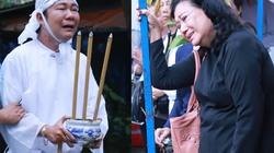 Người thân khóc ngất tiễn biệt diễn viên Huỳnh Long Hải