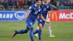 Clip: Thắng Singapore 1-0, Thái Lan đoạt vé vào bán kết