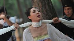 4 loại cực hình tàn bạo nhất trong phim kiếm hiệp