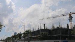 Tạm đình chỉ thi công khu phức hợp cao cấp không phép cạnh UBND Đà Nẵng