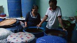 Làng nước mắm Nam Ô giữ uy tín nghề