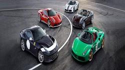 Ngắm hình ảnh 70 mẫu xe Ferrari đặc biệt