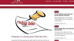 VietNam Report có mượn danh Tổng cục Thuế để xếp hạng doanh nghiệp?
