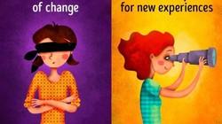 12 sự khác biệt giữa người tích cực và người tiêu cực