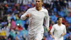 Lập cú đúp, Ronaldo tạo nên kỷ lục ghi bàn mới