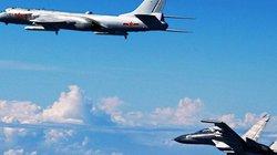 Nhật điều chiến đấu cơ chặn máy bay ném bom Trung Quốc