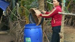 Phụ nữ Khmer giữ sạch nhà, đẹp ấp