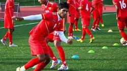 """""""Messi Thái"""" thận trọng trước đối thủ Myanmar"""