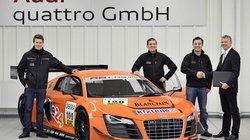 Phân nhánh thể thao quattro GmbH bị Audi xóa sổ