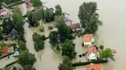Mưa lớn, nhiều địa phương lũ lên vượt báo động 3