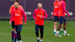 Barcelona liên tiếp đón tin vui trước trận Siêu kinh điển