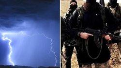 Phiến quân IS chết la liệt vì...quả báo