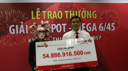 Người thứ 6 trúng giải Jackpot của Vietlott liệu có ở Hà Nội?