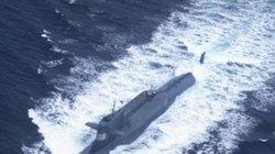 """Trung Quốc chế """"vòng tàng hình"""" giúp tàu ngầm né mọi hệ thống giám sát"""