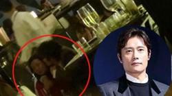 Lee Byung Hun say rượu ôm chặt gái lạ trước mặt vợ