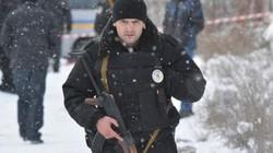 """Ukraine: Cảnh sát bắn """"cướp"""", 5 đồng nghiệp thiệt mạng"""
