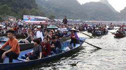 Từ 2017, tăng giá vé thắng cảnh chùa Hương