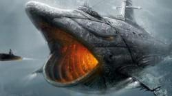 """Hé lộ """"kẻ thù"""" đáng sợ nhất của mọi tàu ngầm!"""