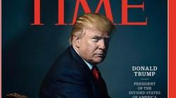 Donald Trump được TIME chọn là Nhân vật của năm