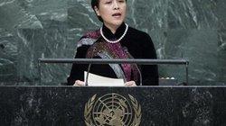 Việt Nam kêu gọi giải quyết tranh chấp Biển Đông trên cơ sở UNCLOS