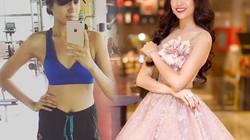"""Á hậu Lệ Hằng """"lột xác"""" trước ngày thi Miss Universe"""