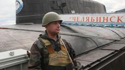 Uy lực tàu ngầm Nga khiến tàu sân bay Mỹ 'khiếp vía'