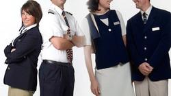 Xếp hạng đồng phục tiếp viên kém bắt mắt trên thế giới