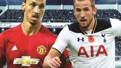 Xem trực tiếp M.U vs Tottenham trên kênh nào?