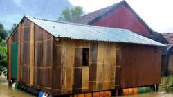 Đấu giá tranh để xây nhà chống lũ cho đồng bào miền Trung