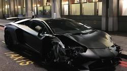 Sinh viên phá nát hàng hiếm Lamborghini Aventador SV