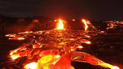 Vì sao vỏ Trái Đất không tan chảy trước nham thạch nóng bỏng?