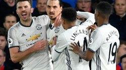 Clip Ibrahimovic ghi bàn phút cuối, M.U hạ Crystal Palace