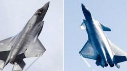"""Tiêm kích tàng hình J-20 TQ """"đả bại"""" F-35 Mỹ?"""