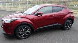 Ra mắt Toyota C-HR giá 484 triệu đồng