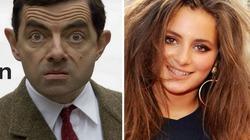 """Con gái """"vua hài"""" Mr. Bean vừa đẹp vừa tài ít người sánh kịp"""