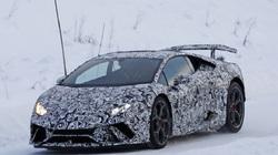 Lamborghini Huracan LP640-4 Superleggera lộ ảnh thử nghiệm
