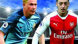 Link xem trực tiếp Man City vs Arsenal