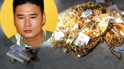 Kẻ cầm đầu vụ cướp ở Tây Ninh giấu vàng ở nhà bạn gái