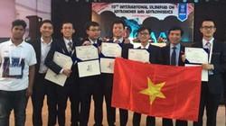 Việt Nam giành HCB Olympic Quốc tế về Thiên văn học và Vật lý thiên văn