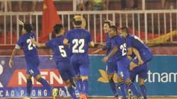 Clip Công Phượng mờ nhạt, U21 HAGL thua U21 Thái Lan