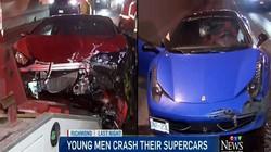 Có nên để những người mới tập lái điều khiển những siêu xe?