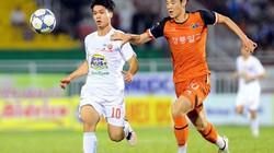 """Clip Công Phượng """"solo"""" vượt qua 3 cầu thủ U21 Gangwon"""