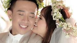 Hé lộ hậu trường ảnh cưới tình cảm của Trấn Thành