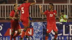 Clip U21 Việt Nam để thua ngược 1-3 trước U21 Thái Lan